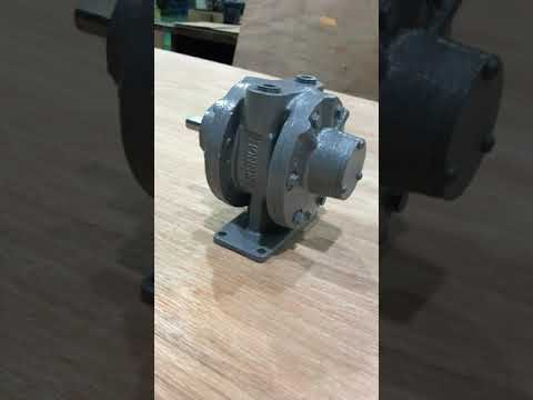 Air Motor 3kW 3000RPM 10Nm Foot mounted factory price