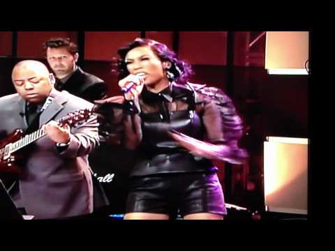 Monica & Brandy Perform on Jay Leno