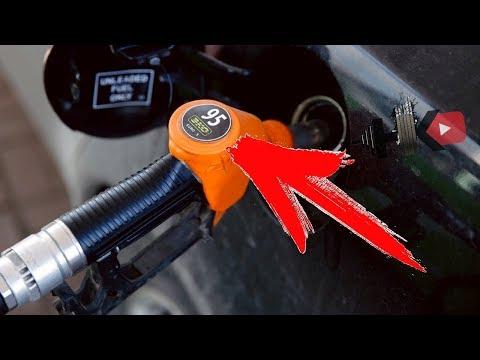 Этот бензин лучше не лить в свой автомобиль