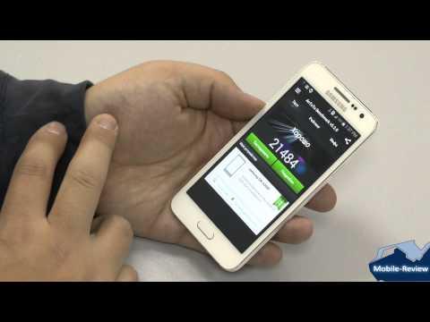 Видеообзор Samsung Galaxy A3
