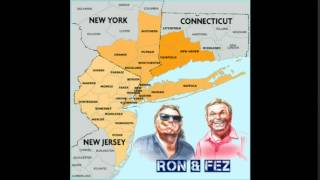Ron & Fez - Long Island vs. New Jersey