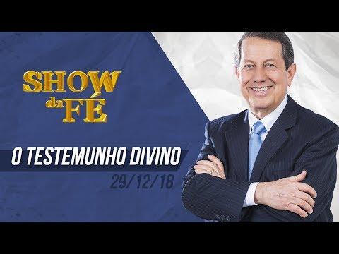 Show da Fé | O testemunho divino | RR Soares