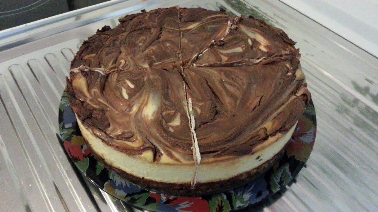 Kochen Ist Keine Hexerei Frischkase Schoko Kuchen A La Jojo Youtube