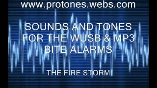 Prologic WUSB bite alarm compatable mp3 sounds and tones