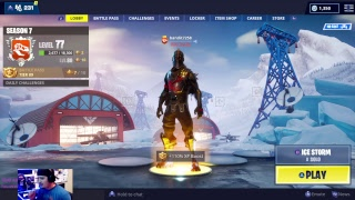 Fortnite MLK Day Livestream Bandit Gaming#GetLit(PS4PRO)
