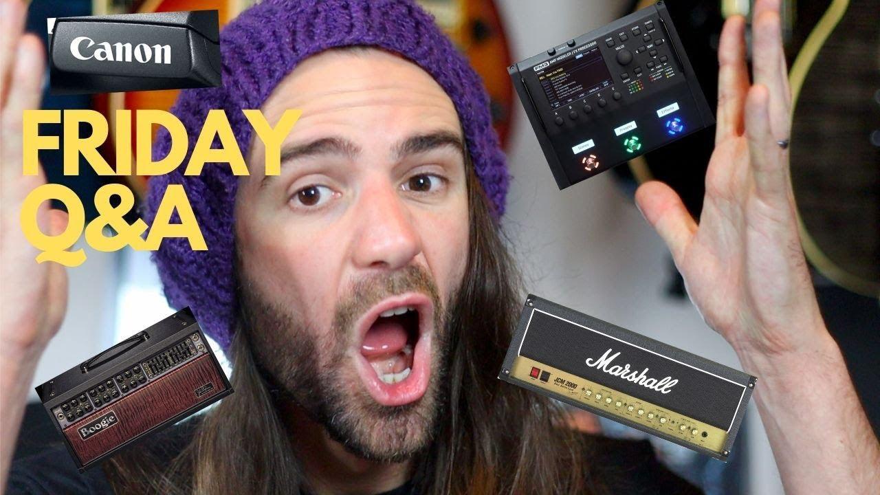 Video Rig, Fractal FM3, Best Amp Under $2k