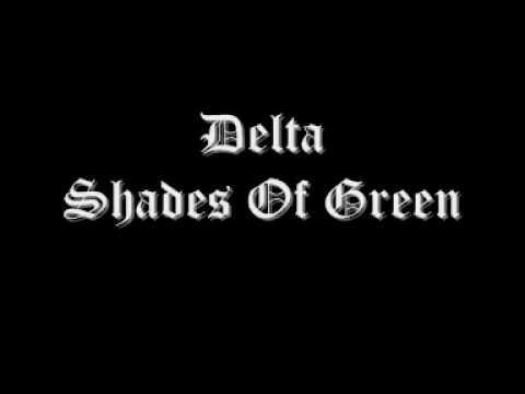 Delta - Shades Of Green