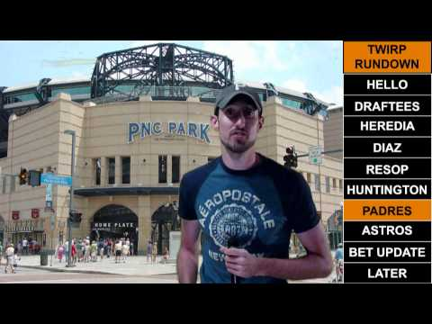 This Week In Real Pirateball - Week 19 - 2010 Pittsburgh Pirates (The Neal Huntington Interview)