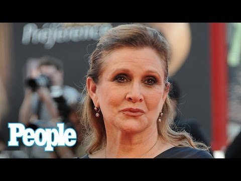James Blunt On Carrie Fisher Being His Son's Godmother & Her Legacy | People NOW | People