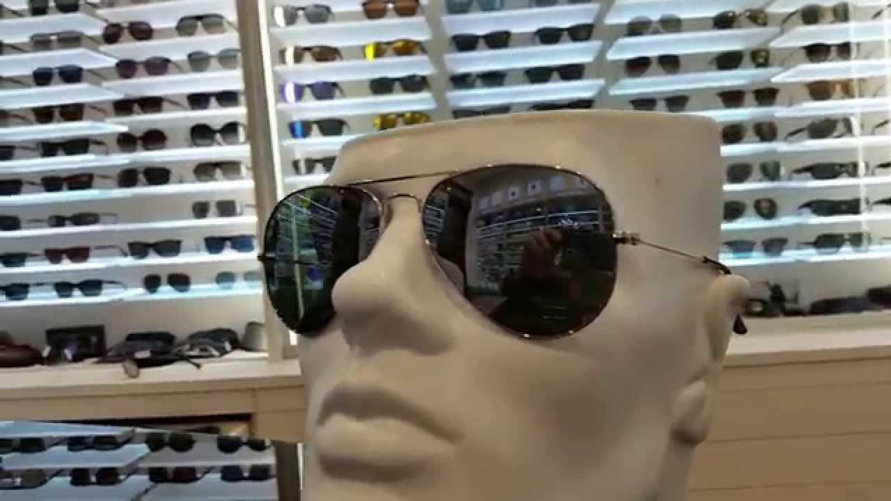 Occhiali da sole ray ban 3025 argento specchio w3277 - Ray ban specchio prezzo ...