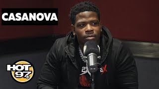 Casanova Opens Up On 6ix9ine, #SoBrooklynChallenge - Says Chris Brown Is Better Than Michael Jackson