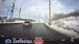 Мурманск, срезал угол