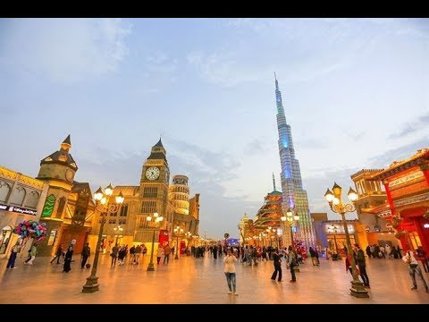 Global Village 2K18 | Dubai UAE | Assorted Highlights | Go pro Hero 6 | Quik Edits