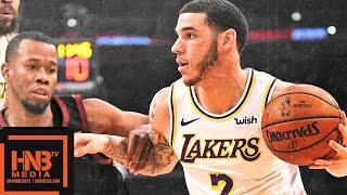 LA Lakers vs Cleveland Cavaliers 1st Half Highlights | 01/13/2019 NBA Season
