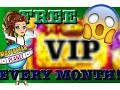 FREE VIP ON MSP EVERY MONTH 2017 JUNE MovieStarPlanet
