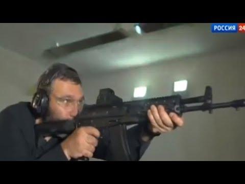 Kalashnikov | New AK-15 Recoilless Rifle, Boats, UAV, Drone