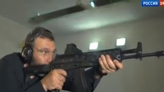 Kalashnikov New Ak 12 And Ak 15 Rifle Boats Uav And Drone