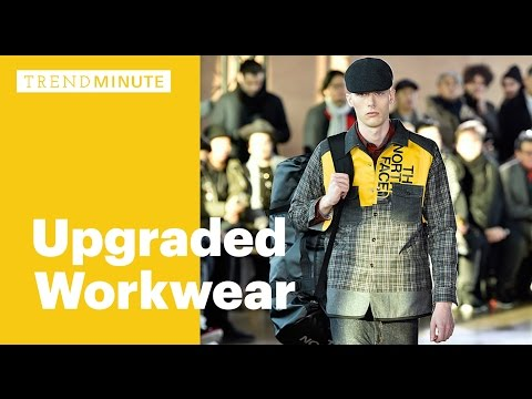 Trend Minute: Upgraded Workwear