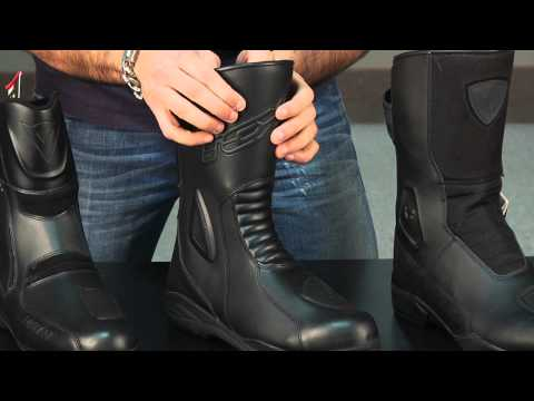 Motorcycle Touring & Commuting Boot Guide 2011 at RevZilla.com