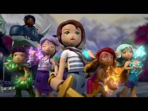 Uniting the Sisters – LEGO Elves - Mini Movie