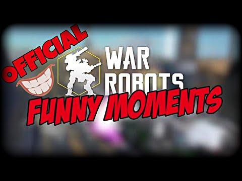 War robots : Funny moments.
