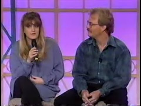 Susan Olsen and Mike Lookinland on Jenny Jones Show