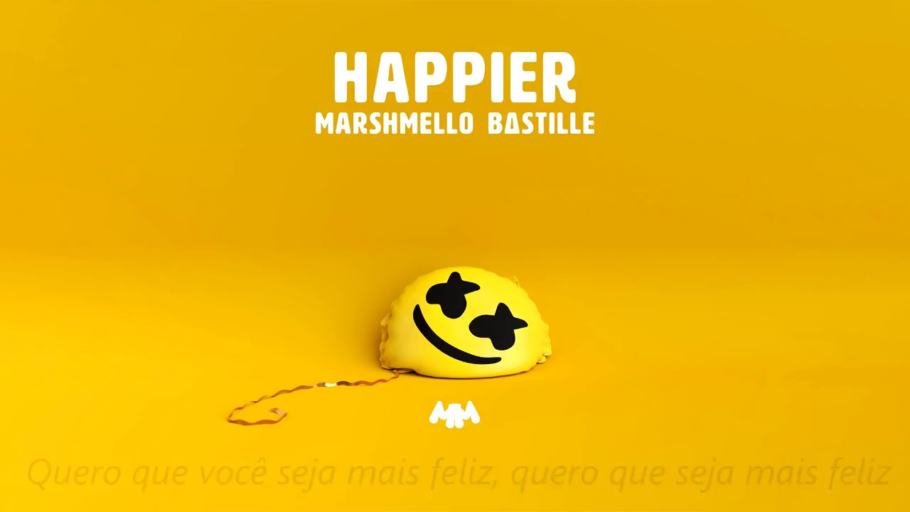 Marshmello ft. Bastille - Happier (Legendado PT/BR) image