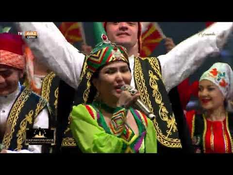 Türk Dünyası Sanatçılarından 'Nevruz Şarkısı'