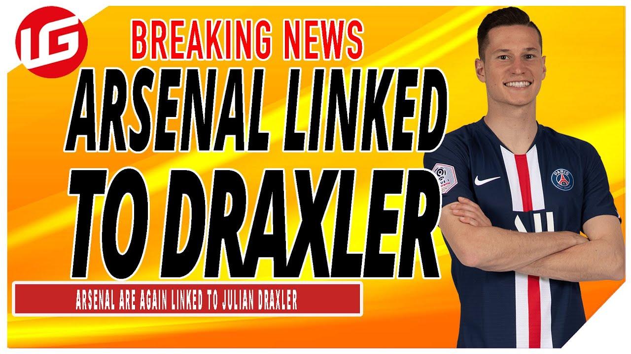 Julian Draxler Transfer