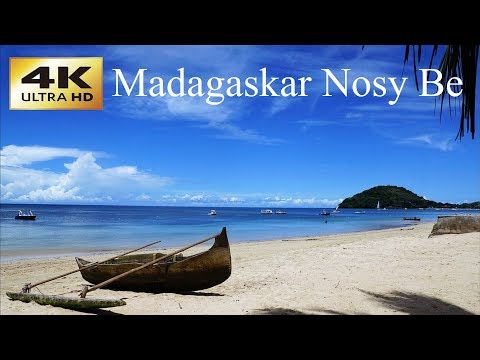 4K Madagascar - Nosy Be - Mount Passot Travel Video 3. Teil