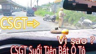 CSGT Suối Tiên thường xuyên bắt lỗi này ! Chú Ý | Ô Tô Vlog 52