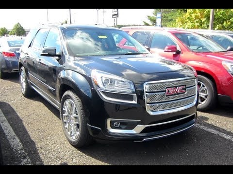2014 gmc acadia denali youtube. Black Bedroom Furniture Sets. Home Design Ideas