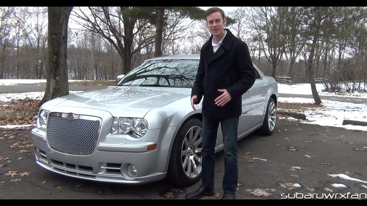 Review: 2006 Chrysler 300C SRT8 - YouTube