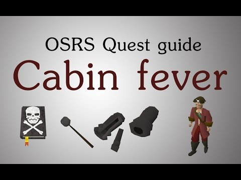 [OSRS] Cabin fever quest guide