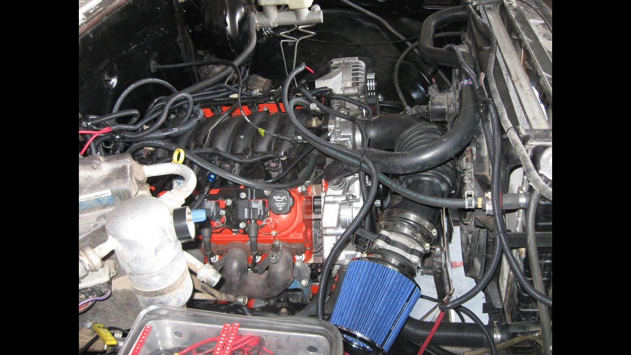 98 Blazer Wiring Diagram Walk Around 81 K5 Blazer With An Ls 5 3 Swap Youtube