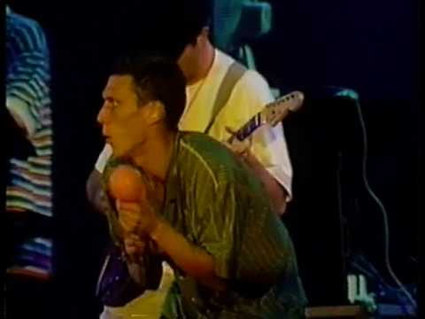Happy Mondays - Kinky Afro - Rock in Rio II [Clear Vision]