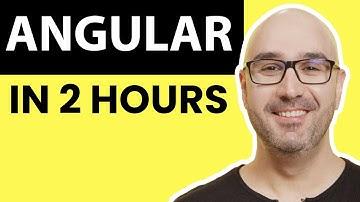 Angular Tutorial for Beginners: Learn Angular & TypeScript