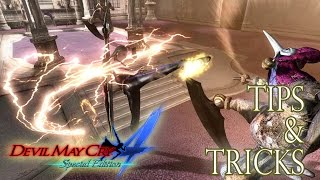 Devil May Cry 4 Special Edition - Dev Team Combos - Trish 4