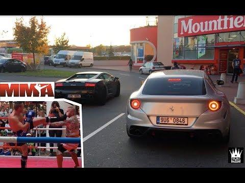 Audi audio, nove logo, MMA a supersporty