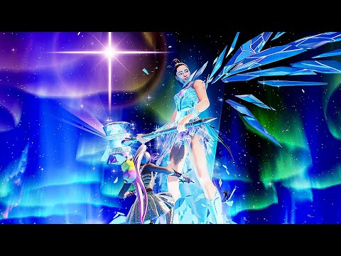 Fortnite X Ariana Grande Rift Tour Concert Gameplay