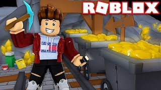 ⛏️ I FOUND MAGICAL CHESTA?! WE ARE EXTRACTING GOLD! | Roblox