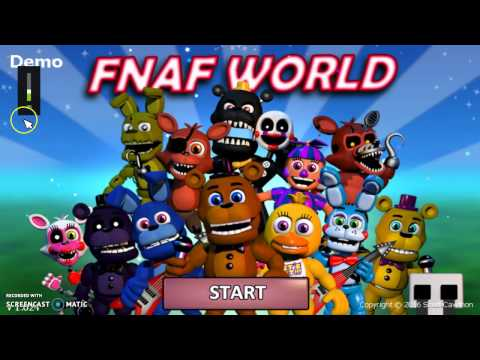 FANF World the Demo