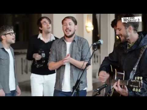 Portugal the man : Purple yellow red and blue version acoustique HD