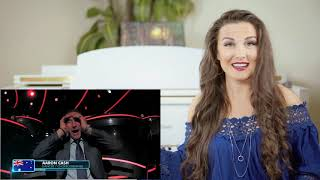 Vocal Coach Reacts to Dimash on The World's Best (SOS)