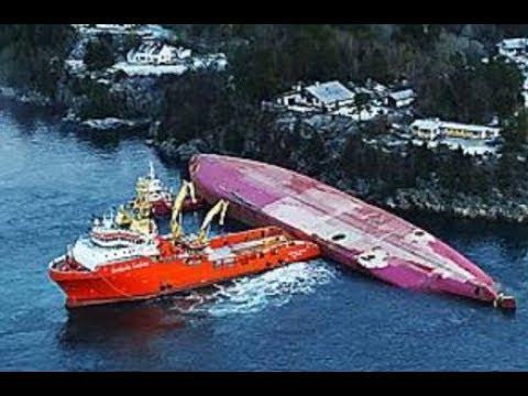SMIT Salvage & Eide Marine Services - The Salvage of the M/V Rocknes