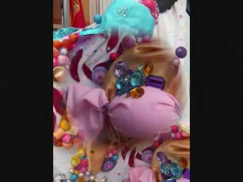 katy perry california gurls costume IDENTICAL candy dress