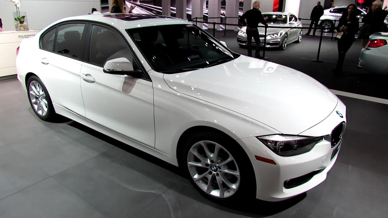 2013 bmw 320i exterior and interior walkaround 2013. Black Bedroom Furniture Sets. Home Design Ideas