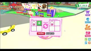 NEW!! Legendary Traveling House And New Emotes (Roblox Adopt Me)!! ☺