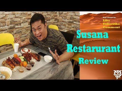 Boodle Fight At Susana Restaurant In Dubai