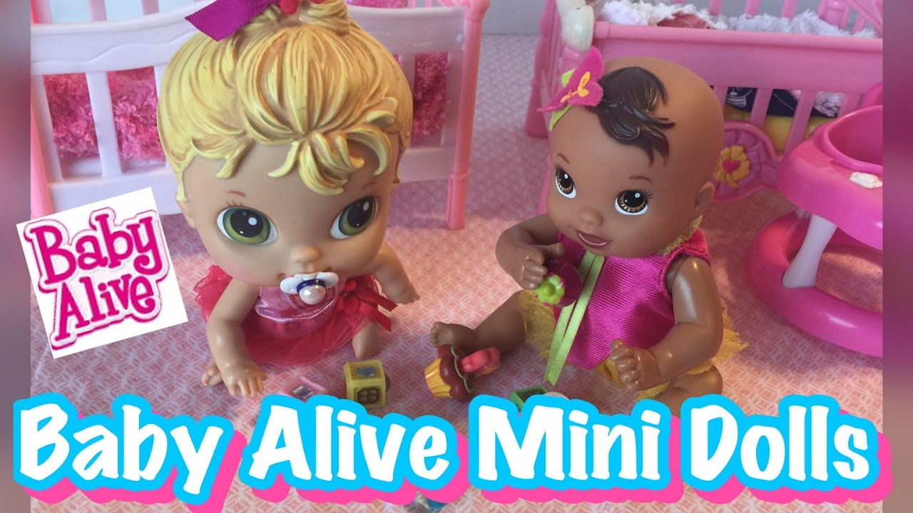 Uncategorized Criblife baby alive dolls meet our new crib life doll and kicks n cuddles opening a outfit